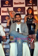 Aftab Shivdasani launches game for Zapak in Trident, Mumbai on 8th Oct 2009 (7).JPG