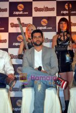 Aftab Shivdasani launches game for Zapak in Trident, Mumbai on 8th Oct 2009 (6).JPG