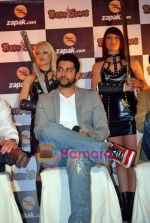 Aftab Shivdasani launches game for Zapak in Trident, Mumbai on 8th Oct 2009 (8).JPG