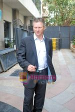 Steve Waugh Foundation press meet on 7th Oct 2009 (12).JPG