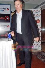 Steve Waugh Foundation press meet on 7th Oct 2009.JPG