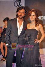 Suzanne Roshan, Hrithik Roshan at HDIL Day 1 on 12th Oct 2009 (2).JPG
