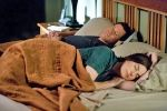 Sela Ward, Dylan Walsh in still from the movie THE STEPFATHER.jpg