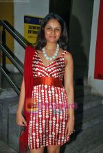 Tejaswini Kolhapure at Blue Screening in PVR, Mumbai on 15th Oct 2009 (2).JPG
