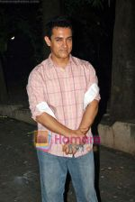 Aamir Khan at Diwali Card Party Celebration on 17th Oct 2009 (10).JPG