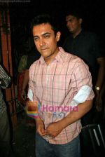 Aamir Khan at Diwali Card Party Celebration on 17th Oct 2009 (4).JPG