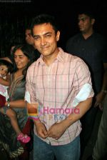 Aamir Khan at Diwali Card Party Celebration on 17th Oct 2009 (5).JPG