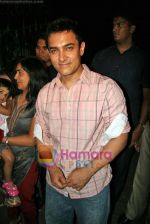 Aamir Khan at Diwali Card Party Celebration on 17th Oct 2009 (6).JPG
