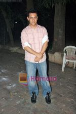 Aamir Khan at Diwali Card Party Celebration on 17th Oct 2009 (9).JPG