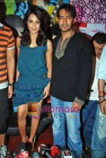 Bipasha Basu, Ajay Devgan at All the Best promotional event in Cinemax on 18th Oct 2009 (15).JPG