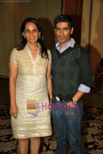 Manish Malhotra, Anita Dongre judge Best Designer contest in The Leela, Mumbai on 20th Oct 2009 (5).JPG