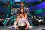 paresh, bharti aka lali and sharad kelkar on Comedy Circus 3 on 20th Oct 2009.JPG