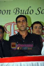 Akshay Kumar at 1st Invitational Open National Karate Championship in Andheri Sports Complex, Mumbai  on 21st Oct 2009 (7).JPG