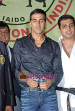 Akshay Kumar at 1st Invitational Open National Karate Championship in Andheri Sports Complex, Mumbai  on 21st Oct 2009 (27).JPG