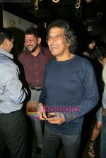 Gary Lawyer at Busaba Lounge_s 8th Anniversary bash in Mumbai on 21st Oct 2009.JPG
