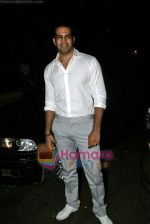 Upen Patel at Busaba Lounge_s 8th Anniversary bash in Mumbai on 21st Oct 2009.JPG