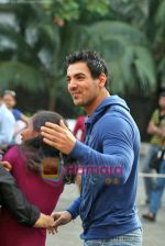 John Abraham at promotional event for UTV Bindass new reality show Big Switch in Mumbai on 23rd Oct 2009 (80).JPG