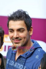 John Abraham at promotional event for UTV Bindass new reality show Big Switch in Mumbai on 23rd Oct 2009 (81).JPG