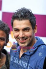 John Abraham at promotional event for UTV Bindass new reality show Big Switch in Mumbai on 23rd Oct 2009 (82).JPG