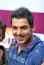 John Abraham at promotional event for UTV Bindass new reality show Big Switch in Mumbai on 23rd Oct 2009 (83).JPG