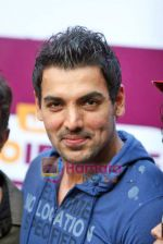 John Abraham at promotional event for UTV Bindass new reality show Big Switch in Mumbai on 23rd Oct 2009 (85).JPG