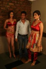 Designer Umair Zafar launches honeymoon and bridal beachwear collection on 25th Oct 2009.jpg