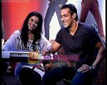 Asin Thottumkal, Salman Khan at LONDON DREAMS Press Conference, organised by Studio 18, and held at the Network 18 office in Mumbai on Thursday 22nd October.jpg