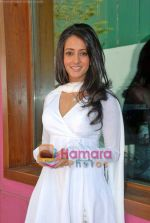 Raima Sen at Breast cancer awareness event in Hard Rovk Cafe on 29th Oct 2009 (5).JPG