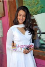Raima Sen at Breast cancer awareness event in Hard Rovk Cafe on 29th Oct 2009 (10).JPG