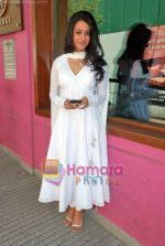 Raima Sen at Breast cancer awareness event in Hard Rovk Cafe on 29th Oct 2009 (3).JPG