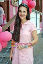 Tara Sharma at Breast cancer awareness event in Hard Rovk Cafe on 29th Oct 2009 (12).JPG