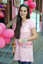 Tara Sharma at Breast cancer awareness event in Hard Rovk Cafe on 29th Oct 2009 (11).JPG