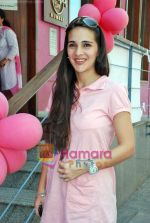 Tara Sharma at Breast cancer awareness event in Hard Rovk Cafe on 29th Oct 2009 (13).JPG