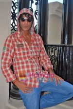 Chunky Pandey at De Dhana Dan Media meet in Juhu, Mumbai on 30th Oct 2009 (6).JPG