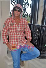 Chunky Pandey at De Dhana Dan Media meet in Juhu, Mumbai on 30th Oct 2009 (7).JPG