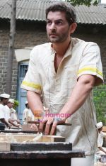 Neil Mukesh in the still from movie Jail (11).JPG