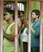 Neil Mukesh in the still from movie Jail (13).JPG