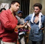 Neil Mukesh, Madhur Bhandarkar in the still from movie Jail (22).JPG