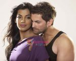 Neil Mukesh, Mugdha Godse in the still from movie Jail (4).jpg
