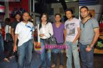 Ritesh Deshmukh, Vishal Dadlani, Sujoy Ghosh, Shekhar Ravjiani at Fame Adlabs for Pink Ribbon kids show from NGO in Fame, Andheri on 4th Nov 2009 (4).JPG