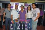Ritesh Deshmukh, Vishal Dadlani, Sujoy Ghosh, Shekhar Ravjiani at Fame Adlabs for Pink Ribbon kids show from NGO in Fame, Andheri on 4th Nov 2009 (7).JPG