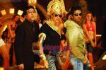 Akshay Kumar, Sunil Shetty in the still from movie De Dhana Dhan (4).jpg