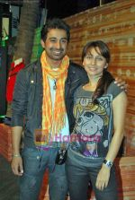 Anusha Dandekar, Ranvijay Singh at Nike Sportswear Launch in Vie Lounge, Mumbai on 6th Nov 2009 (15).JPG