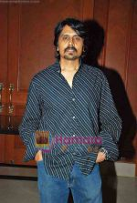 Nagesh Kukunoor at Entertainment Society of Goa_s launch of T20 of Indian Cinema in J W Marriott on 10th Nov 2009 (6).JPG