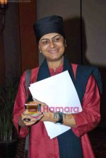Rituparno Ghosh at Entertainment Society of Goa_s launch of T20 of Indian Cinema in J W Marriott on 10th Nov 2009 (5).JPG