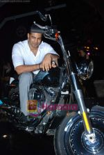 Upen Patel at Harley Davidson bash hosted by Arju Khanna in Tote on 14th Nov 2009 (7).JPG