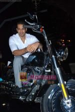 Upen Patel at Harley Davidson bash hosted by Arju Khanna in Tote on 14th Nov 2009 (8).JPG