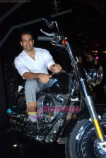 Upen Patel at Harley Davidson bash hosted by Arju Khanna in Tote on 14th Nov 2009 (9).JPG