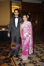 at  Pooja Kanwal_s wedding reception in Leela on 7th Nov 2009 (36).JPG
