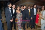 Shahrukh Khan, Gauri Khan, Hrithik Roshan, Suzanne Roshan, Sanjay Khan at Shilpa Shetty and Raj Kundra_s wedding reception in Mumbai on 24th Nov 2009 (2).JPG